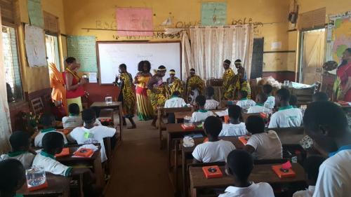 Lighting  Up Ghana Journey 2017 (20)
