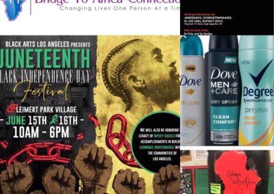 BLACK ARTS LOS ANGLES| JUNETEENTH HERITAGE FESTIVAL3