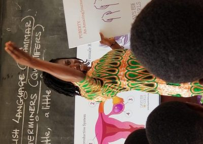 AFI Trailblazers Days for Girls Project in Kumasi (4)