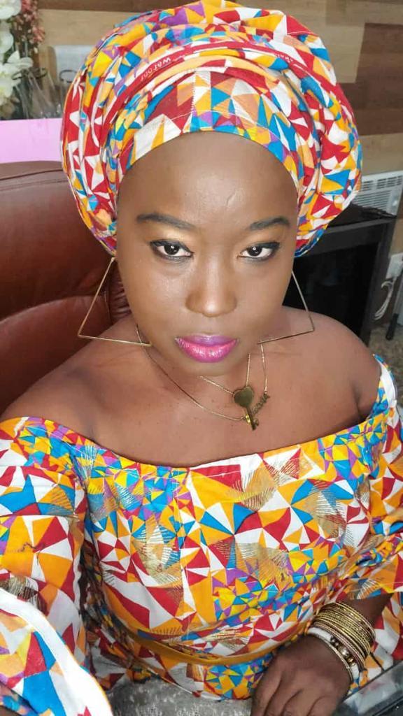 Akosua Abrafi Koto (aka Makresha Mcfashion Reneau)