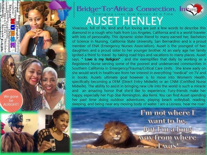 AUSET HENLEY