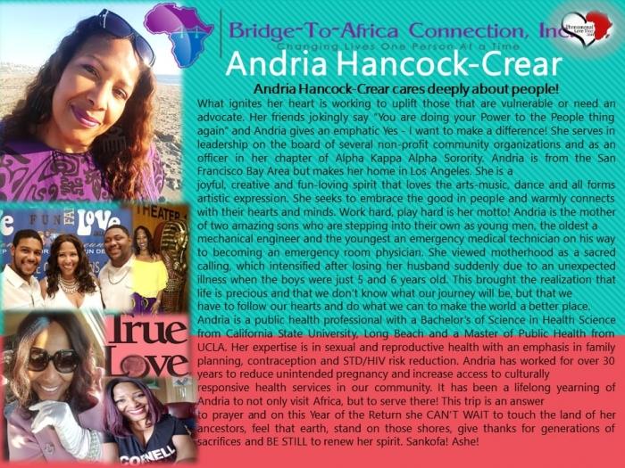 Andria Hancock-Crear