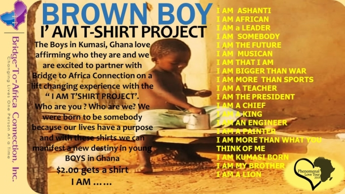 BROWN BOY