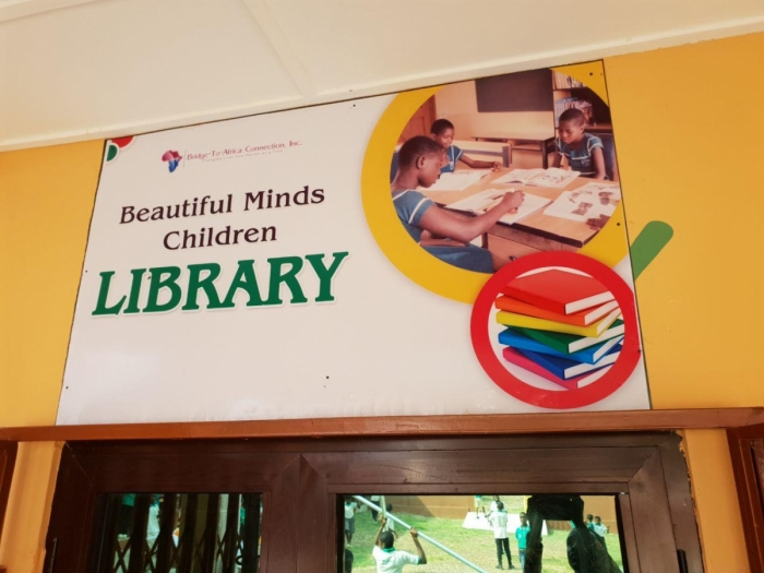 Beautiful Minds Library (Inside the Library)0