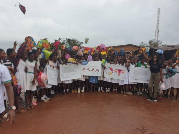Bridge-To-Africa Connection, Inc. collaborated with Join Hands Ghana3