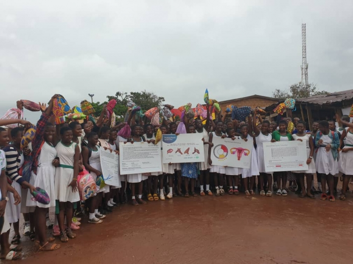 Bridge-To-Africa Connection, Inc. collaborated with Join Hands Ghana5