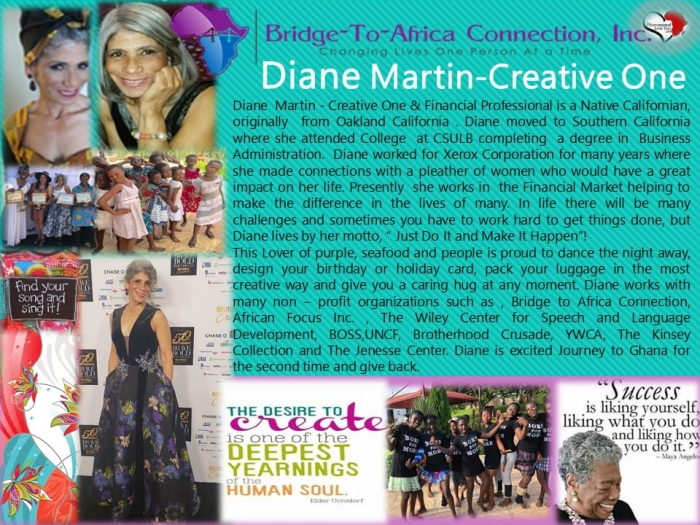 Diane Martin-Creative One