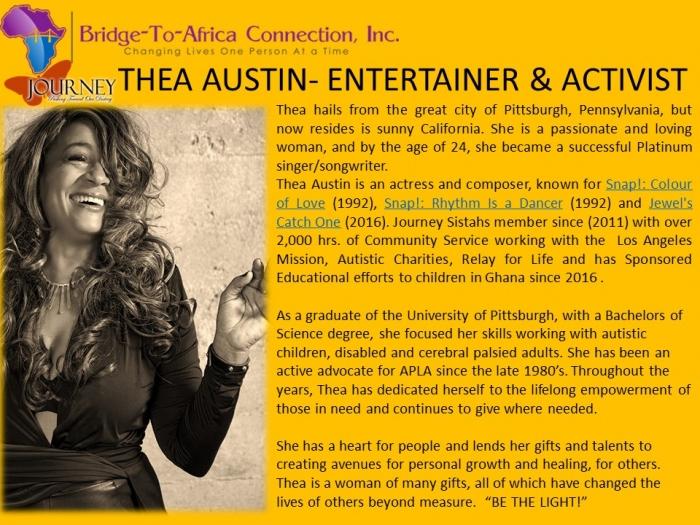 10 Thea Austin - Entertainer & Activist 10