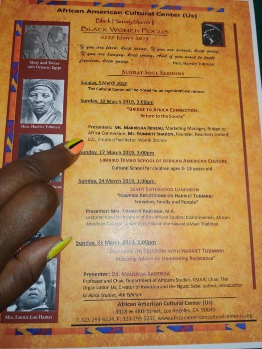 Journey Sistahs - Ghana Indepence1