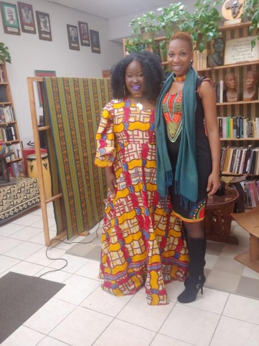Journey Sistahs - Ghana Indepence2