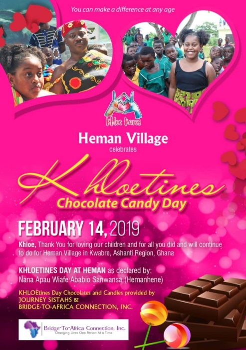 KhloeTines Chocolate Candy Day