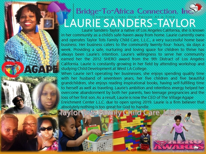 LAURIE SANDER-TAYLOR