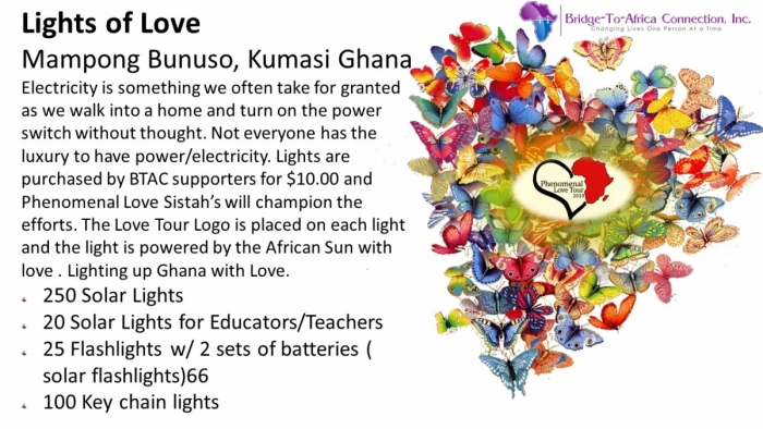 LIGHTS OF LOVE (MAMPONG BUNUSO)