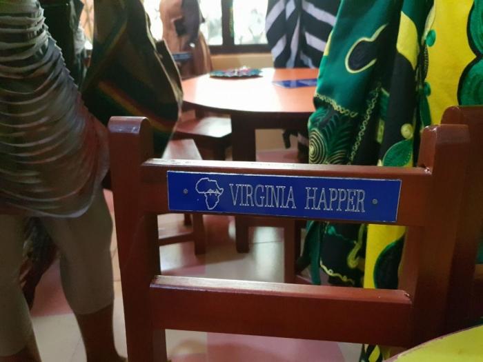 Library Chair (Virginia Happer)