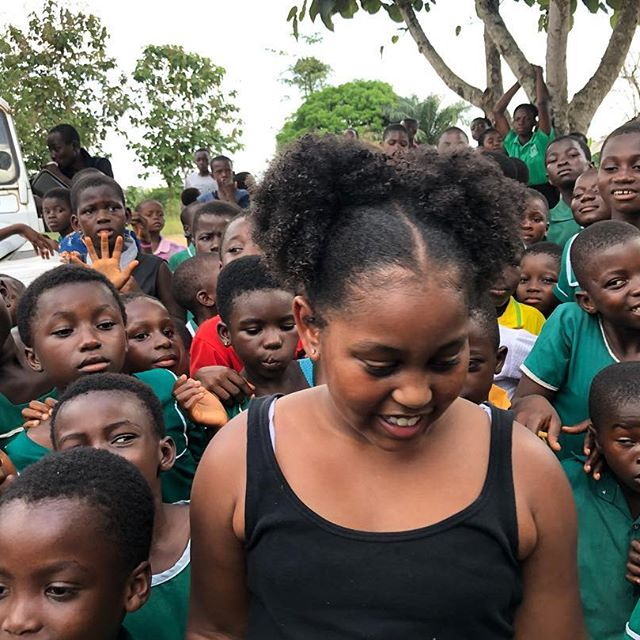Kloe Kares Visits Ghana 2018 (12)