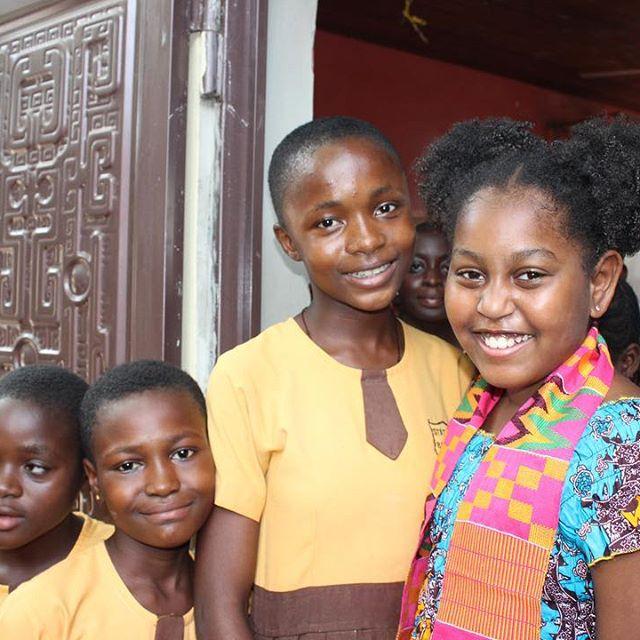Kloe Kares Visits Ghana 2018 (14)