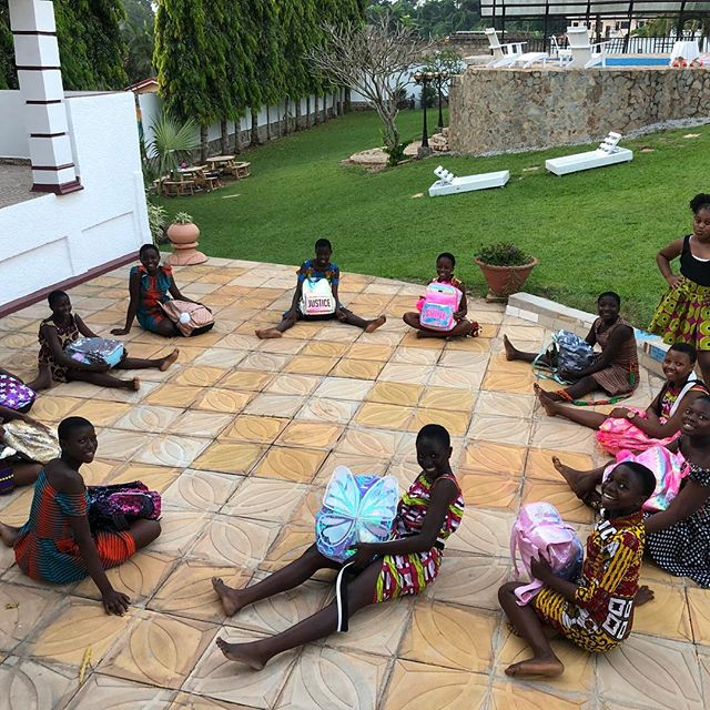 Kloe Kares Visits Ghana 2018 (6)