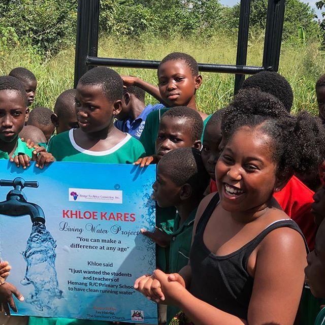 Kloe Kares Visits Ghana 2018 (7)